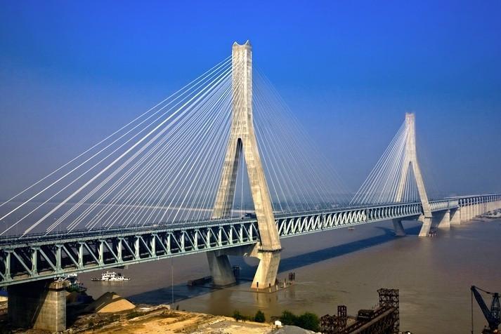 二二七播高跟_武汉二七长江大桥